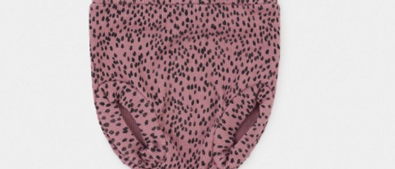 All Over Leopard Culotte
