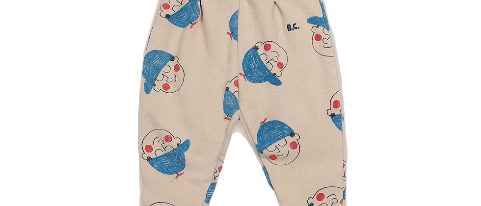 Bobo Choses-Boy All Over Jogging Pants