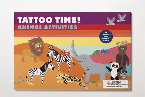 Tattoo Time Animal Activities