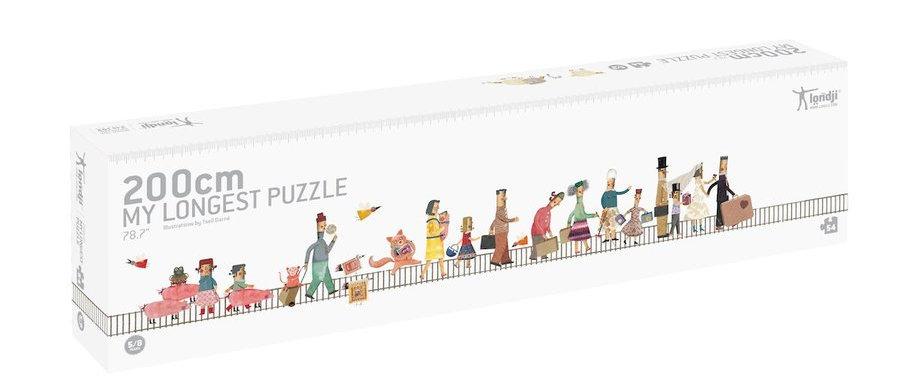 LONDJI - My Longest Puzzle