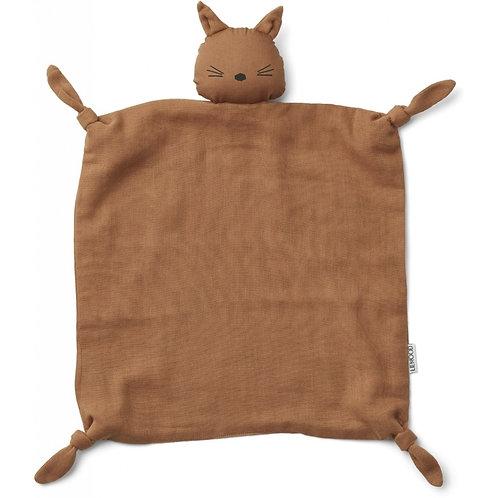 Cuddle Cloth Cat Terracotta