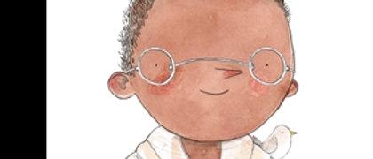 Little People Big Dreams - Gandhi