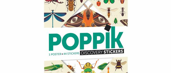 Sticker Poster - Insects