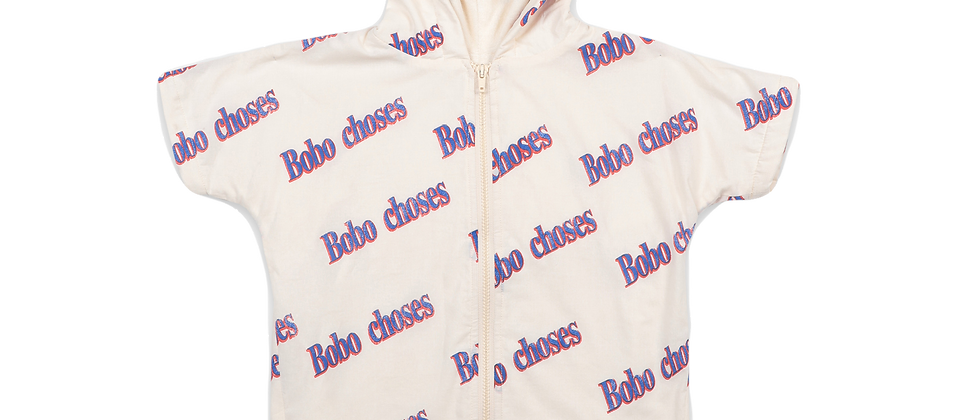 Bobo Choses - Bobo Retro All Over Bathrobe