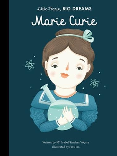 Little People Big Dreams - Marie Curie
