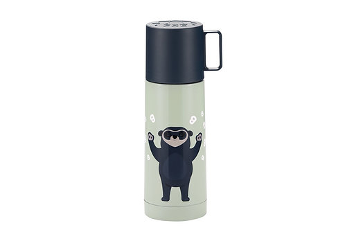 Stainless Steel Thermos 350ml Light Green