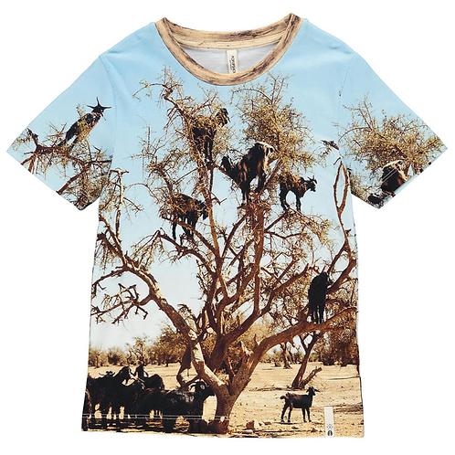 Goat Tree T - Shirt