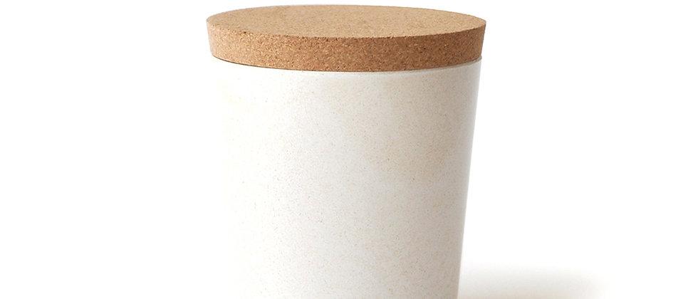 Bamboo XL Storage Jar