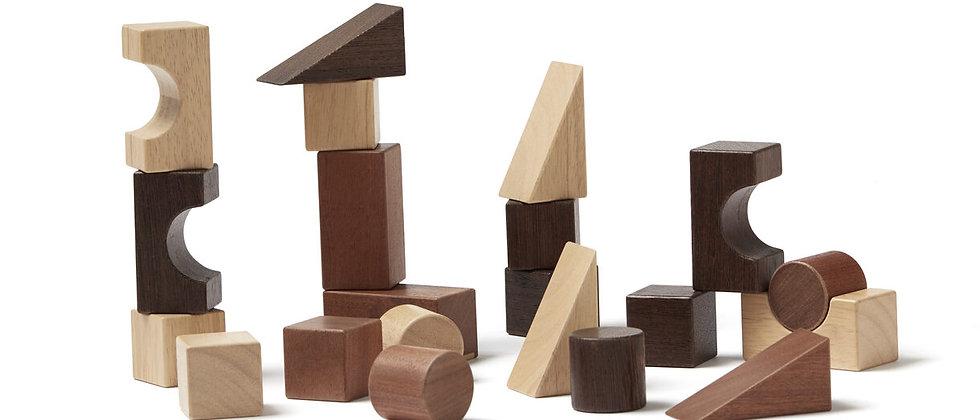 Kid's Concept - Building blocks natural
