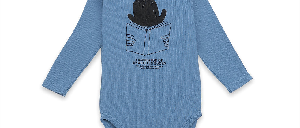 Bobo Choses - Translator Long Sleeve Body