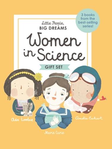 Little People Big Dreams - Women In Science