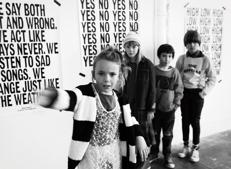 THE HAPPYSADS A/W18 COLLECTION BY BOBO CHOSES