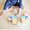 Thumbnail: Ditto Wooden blocks mirrors set of 12