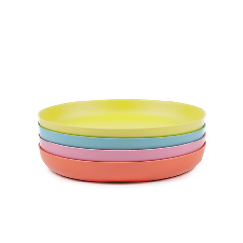 Bambino Small Plate Set Pop