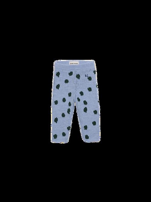Bobo Choses-Dots Knitted Leggings