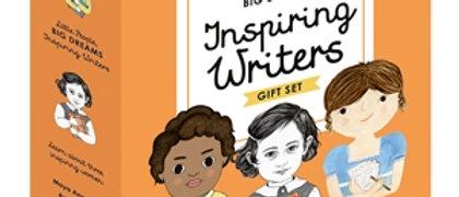 Little People Big Dreams - Inspiring Writers
