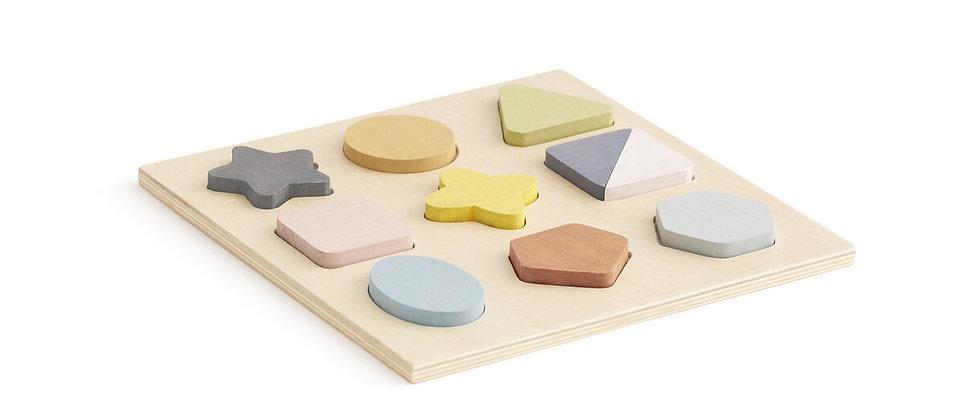 Kid's Concept - Puzzle Geo