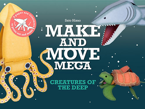 Make And Move Mega - Creatures Of The Deep