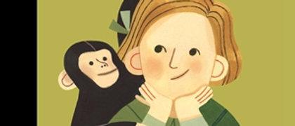 Little People Big Dreams - Jane Goodall