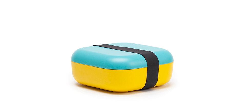 Duo Color Snack Box Lagoon- Lemon