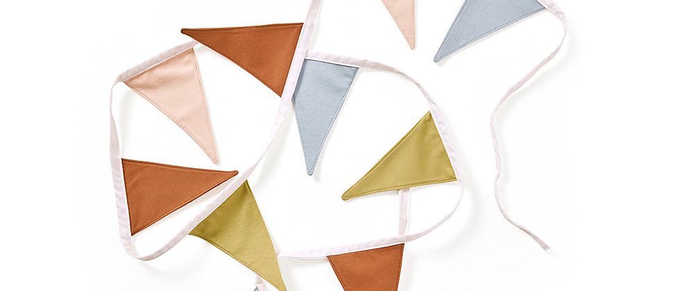 Kid's Concept - Bunting brown