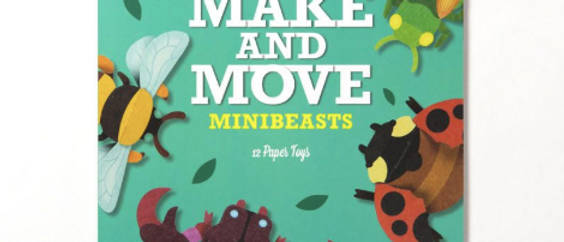 Make and Move Minibeasts