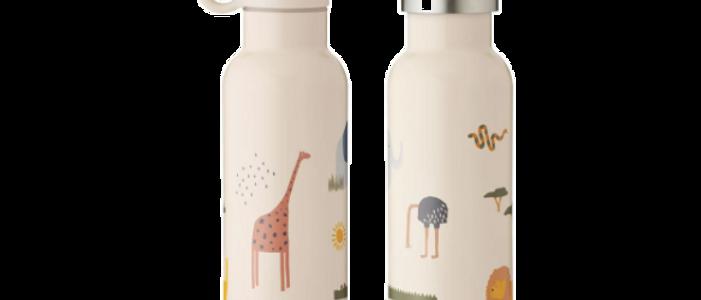 Liewood - Neo Water Bottle Safari/Sandy Mix