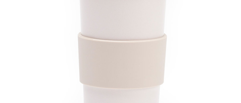 Bamboo Reusable Takeaway Cup 500ml