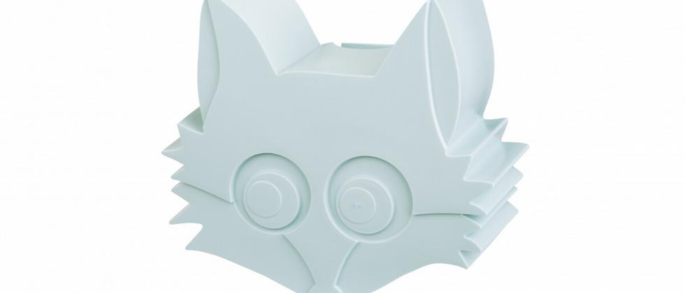 Blafre - Mini Lunch Box, Fox Light Blue