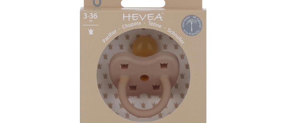Hevea -  Pacifier Fudge Orthodontic
