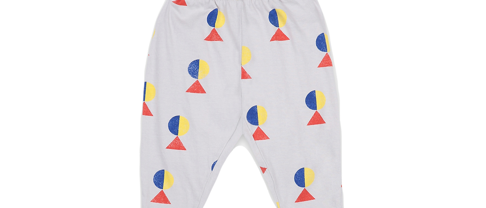 Bobo Choses - Geometric All Over Jersey Trouser