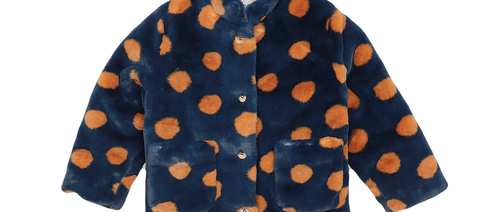 Bobo Choses-Spray Dots Jacket