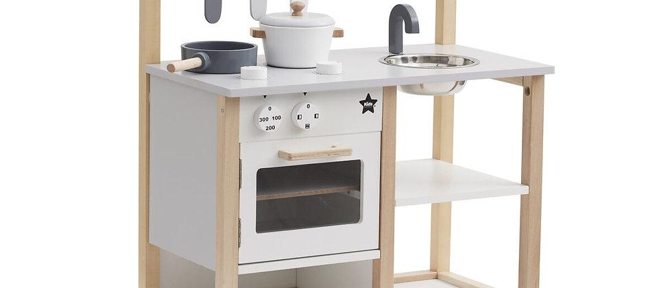 Kid's Concept - Kitchen Natural/White BISTRO