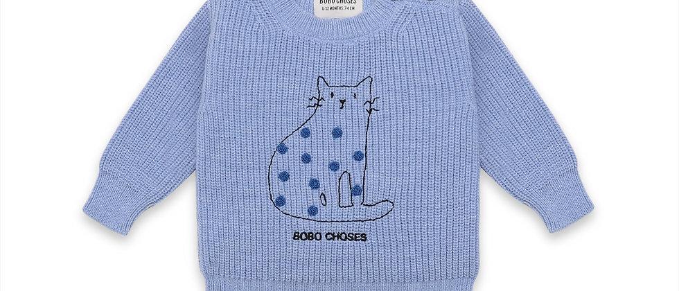 Bobo Choses - Cat Jumper