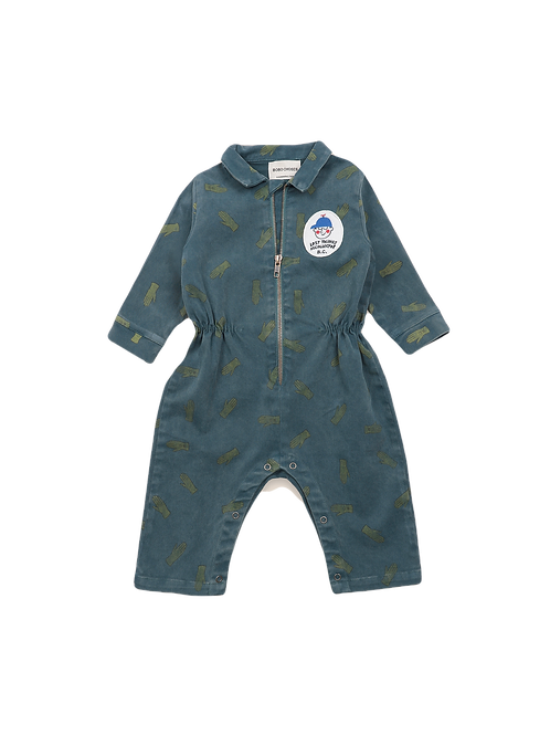 Bobo Choses-Hands All Over Woven Overall
