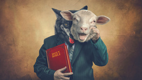 A Wolf in Sheep's Clothing: The Eight Elements of Coercive Control Hiding Behind the Mask of Faith