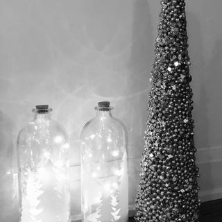 Indoor lights in a bottle