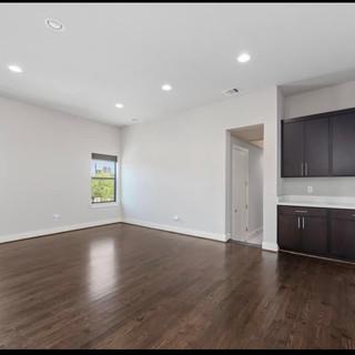 Upper level living room redesign