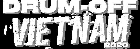 Drum-Off Vietnam 2020 main logo.png