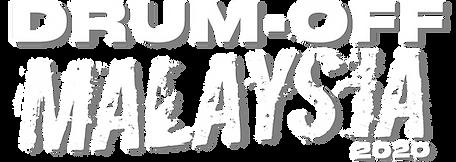 Drum-Off Malaysia 2020 main logo.png