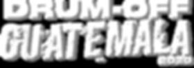Drum-Off Guatemala 2020 main logo.png
