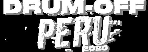 Drum-Off Peru 2020 main logo.png