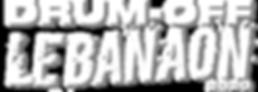 Drum-Off Lebanon 2020 main logo.png