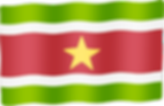 suriname waving flag.png