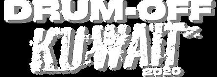 Drum-Off Kuwait 2020 main logo.png