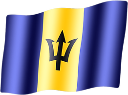 barbados waving flag.png
