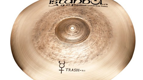 """Istanbul AGOP 14"""" Traditional Trash Hit ($520.70)"""