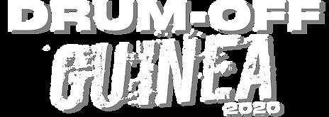 Drum-Off Guinea 2020 main logo.png