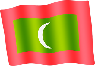 maldives waving flag.png