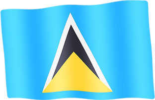 st lucia waving flag.png
